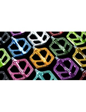 11 anodized colors are available