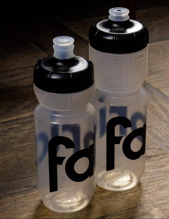 Fabric Gripper water bottle