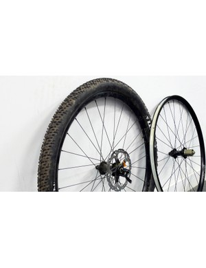 Hunt supplied its Adventure Sport wheels for the experiment