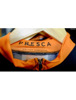 Presca is based in Teeside