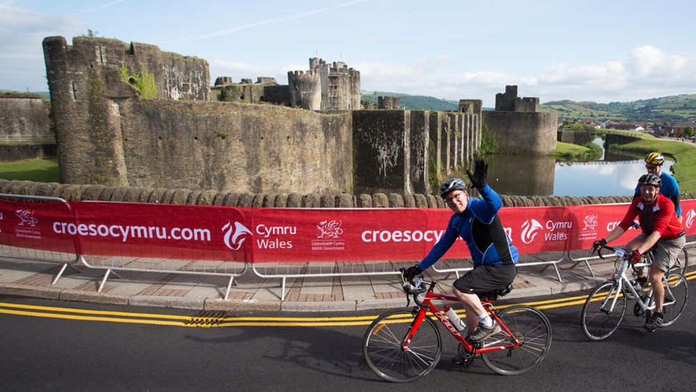 Wales's biggest sportive returns for 2016 on 22 May