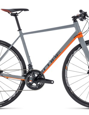 The Cube SL Road SL will get your around town quickly