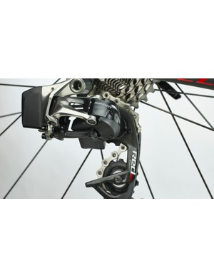 Want SRAM eTap on a Tarmac? This is your first chance