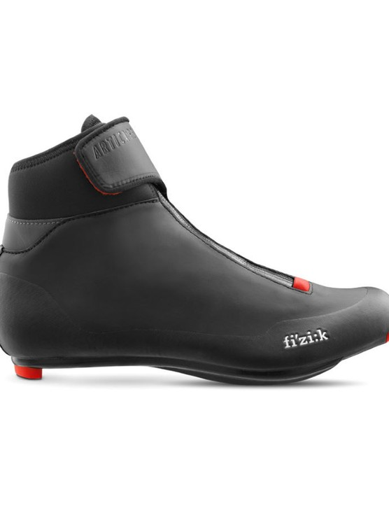 Winter-specific boots are a good option if you're dedicated to winter riding