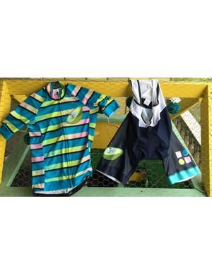 ...or a wonderfully garish avocado and cat themed matching kit...