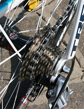 The SRAM Red cassette benefits from some fancy engineering.