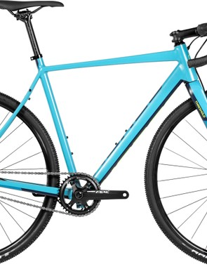 Norco Threshold A Singlespeed build