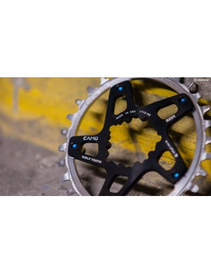 The SRAM fit -5mm offset version