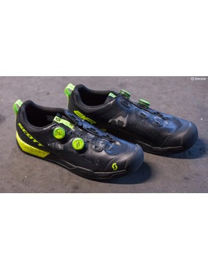 Tough-looking shoes from Scott