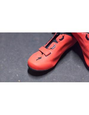The Big S's road shoe line-up has consistent design