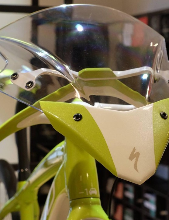 Would a major bike brand ever be brave enough to release a bicycle with a fairing?