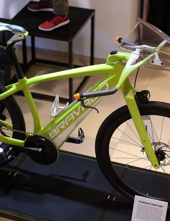 At least a couple of legendary bicycle designer Robert Eggert's e-bike concepts have included partial fairings