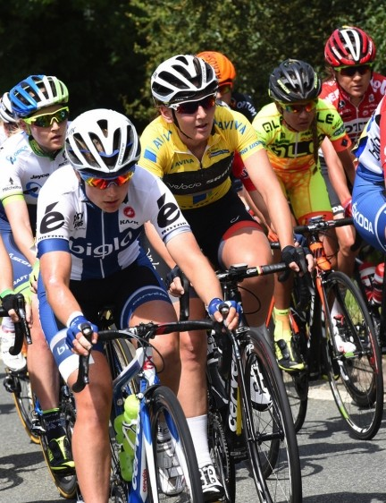 Watch 14 of the top female cycling teams in the world in action as they race the Aviva Women's Tour