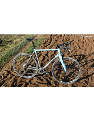 The last cyclocross race frame you might ever have to buy