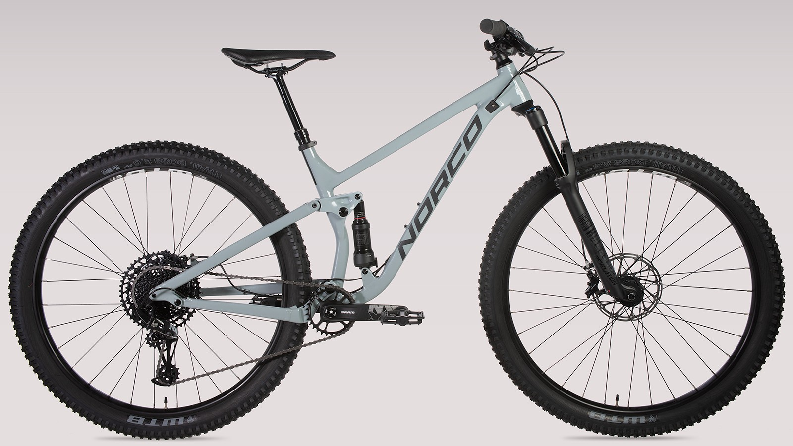 The 2019 Norco Fluid FS1