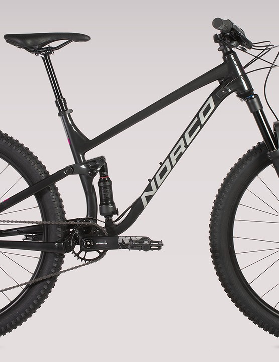 The 2019 Norco Fluid FS1 W