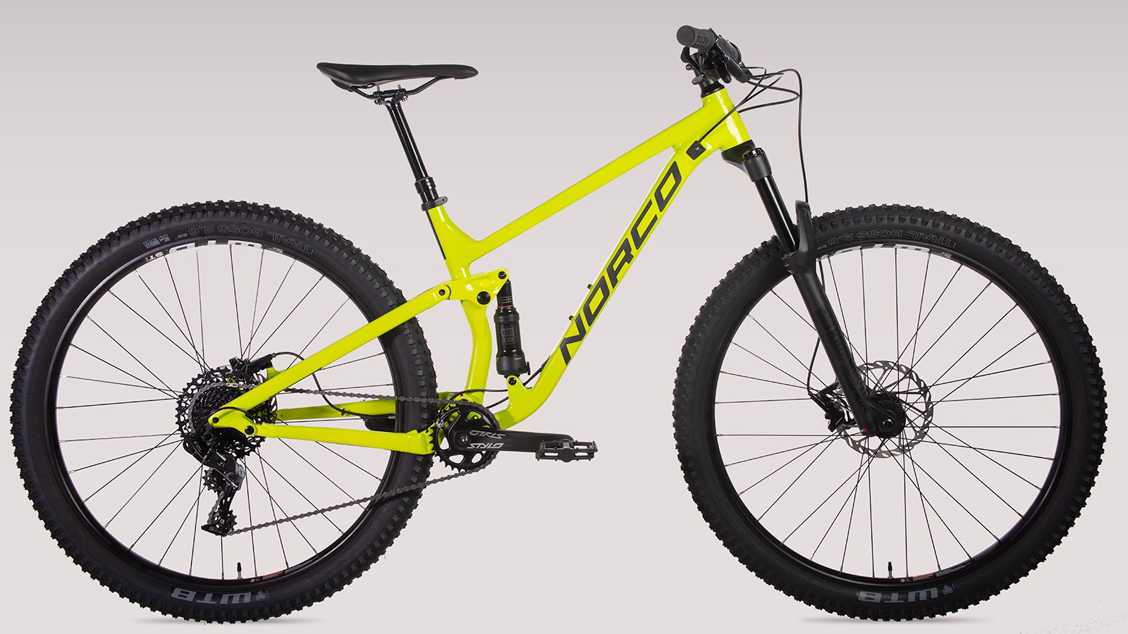 The 2019 Norco Fluid FS2