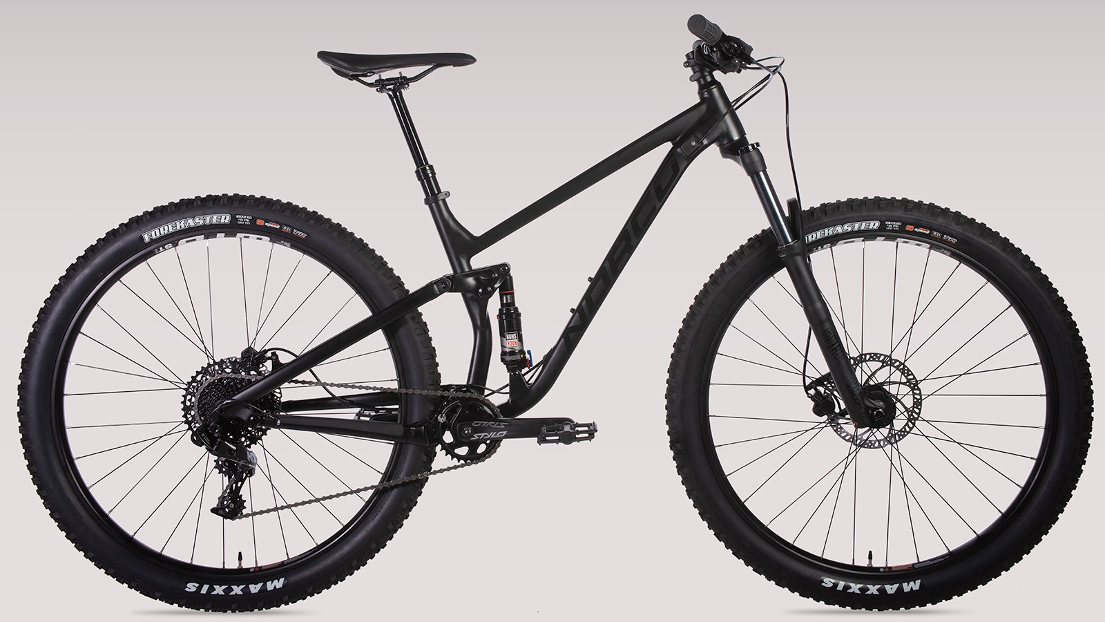 The 2019 Norco Fluid FS3