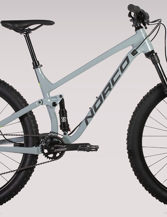 The 2019 Norco Fluid FS3 W