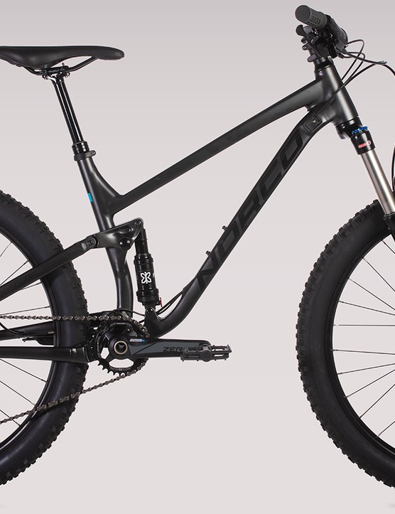 The 2019 Norco Fluid FS4 W