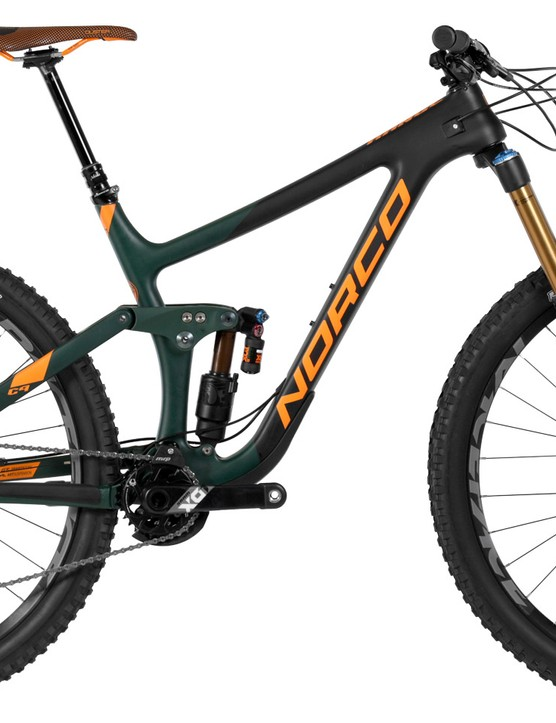 Norco introduces the enduro-ready Range C, now with 29in wheels. The 9.1 model leads the way