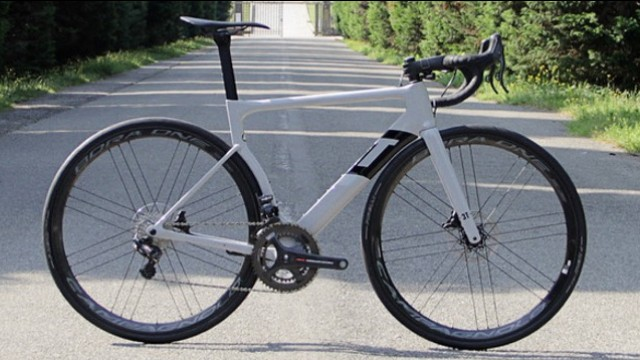 3T acknowledged some riders prefer a two-ring drivetrain