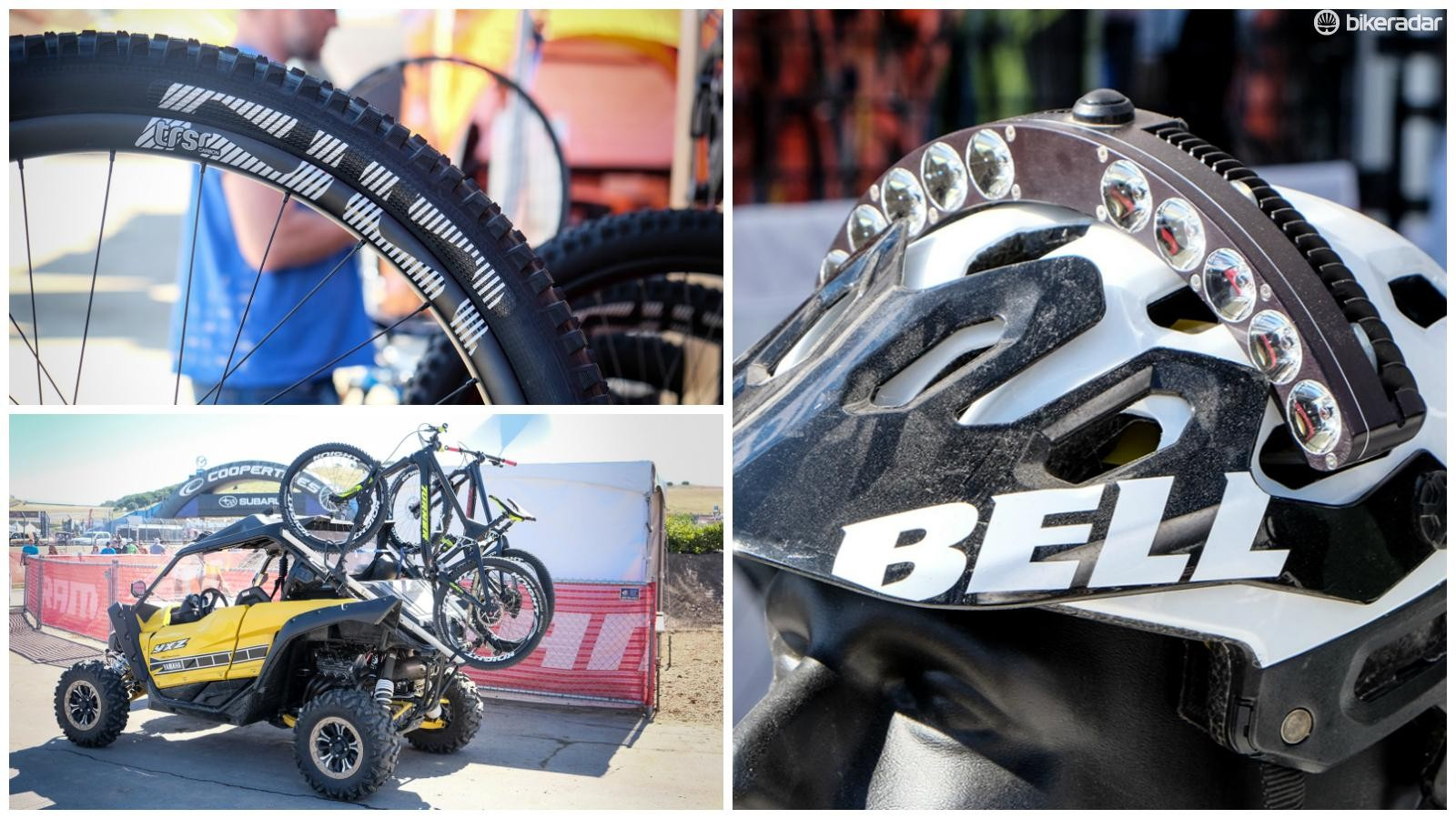 There's plenty of innovation on display at this year's Sea Otter expo