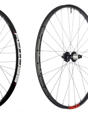 Stan's is showing off three new alloy wheelsets and a new carbon one