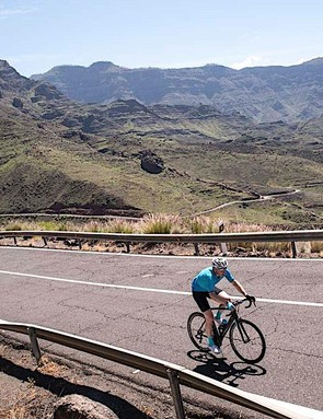 Campagnolo hosted journalists in Gran Canaria to launch the 12-speed groups