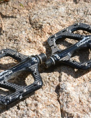 Canfield's impressive Crampon pedals