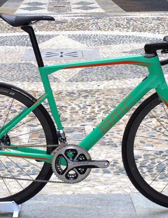 BMC's new Roadmachine 01