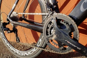 Campagnolo has done much more than just add a cog with its 12-speed Record group