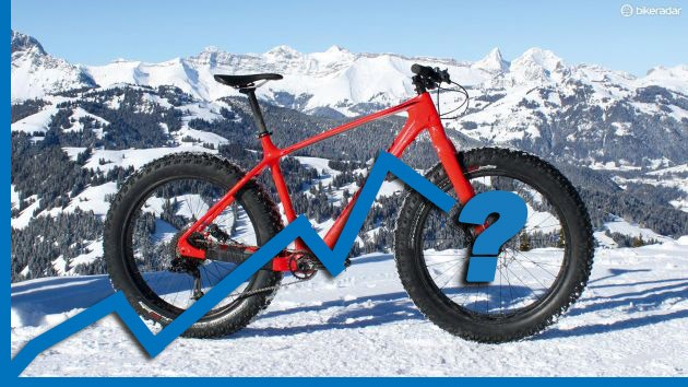 So what future is in store for the widest tire mountain bikes?