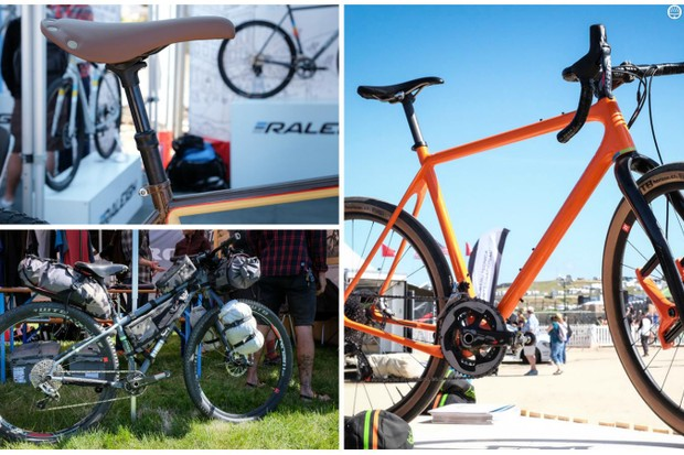Gravel and adventure bikes continue to evolve in many interesting ways