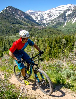 Pivot's new Mach 4 is built for trail epics as well as cross-country racing