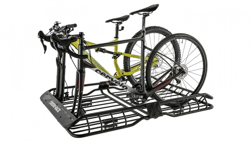Bring your bikes and gear with Rhino-Rack's XTray Pro
