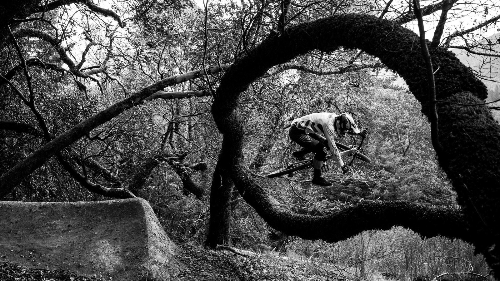 Brandon Semenuk simply rides in a world of his own