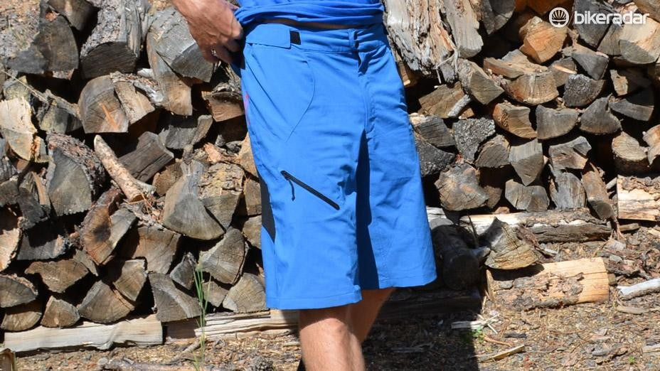 Alpinestars' Pathfinder shorts have the right length, materials, and importantly fit