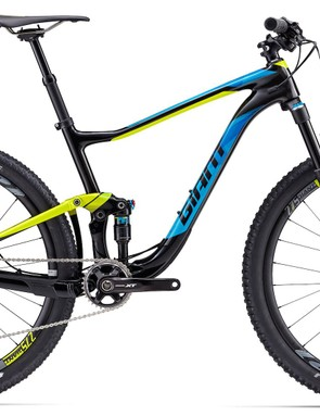 Giant's Anthem Advanced conquers XC action with 27.5
