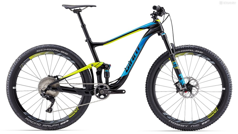 115087889a4 Giant refines and updates 2017 XC mountain bikes - BikeRadar