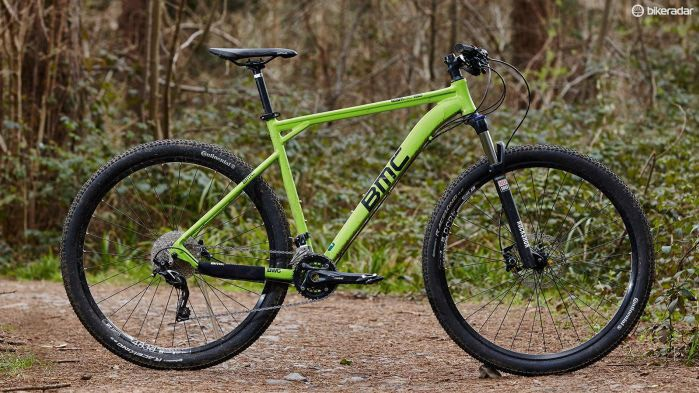 The best mountain bikes under $1,500 are fast and fun. The BMC Teamelite 03 handles XC speed and terrain with aplomb