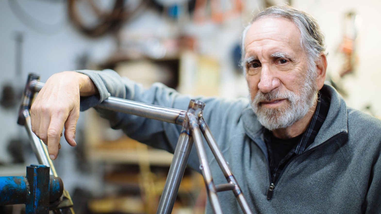 Legendary framebuilder Bruce Gordon is selling his business and inventory