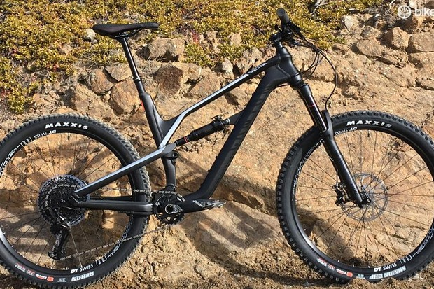 Canyon's Spectral AL 6.0 is the starting point for the direct-to-consumer trail-bike line-up