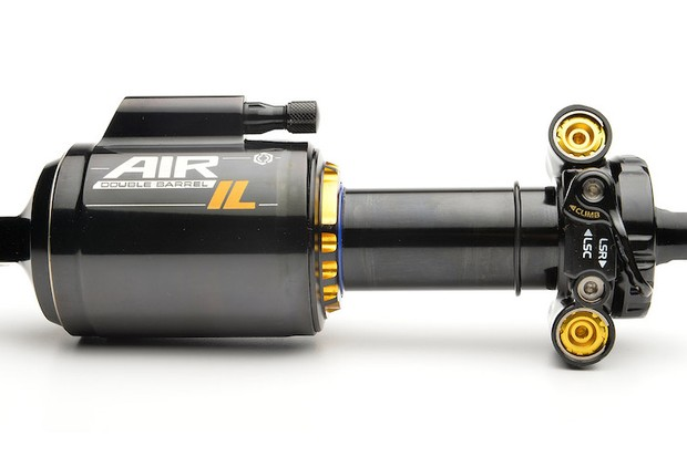 Cane Creek's new DBAir [IL] rear shock promises increased performance and durability