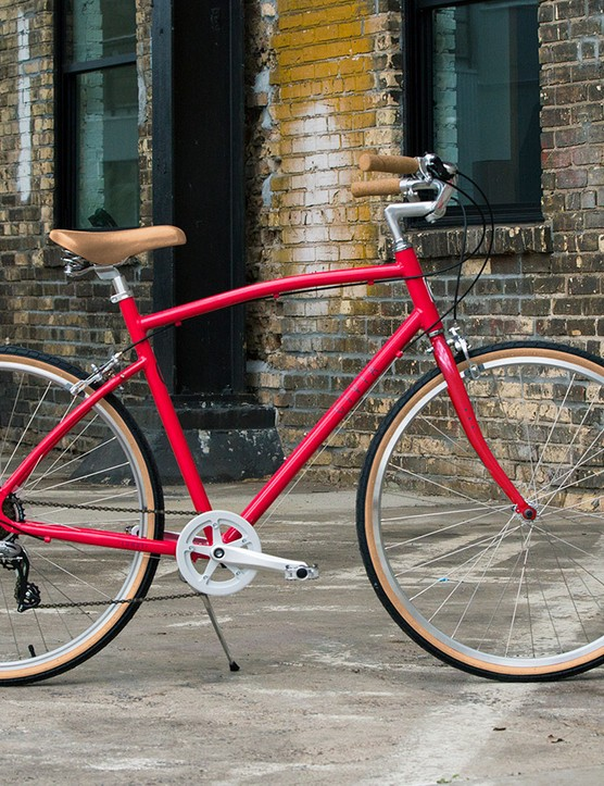 Civia is here to make urban transportation fun, simple, and easy with their aluminum Lowry