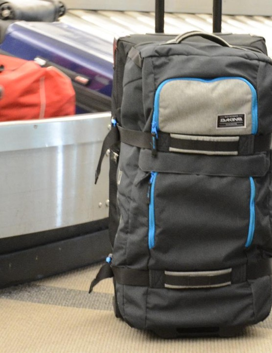 Dakine's Split Roller 85L has made traveling and gear hauling a simple task