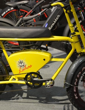 I have zero issues with this retro scooter-inspired, runabout e-bike