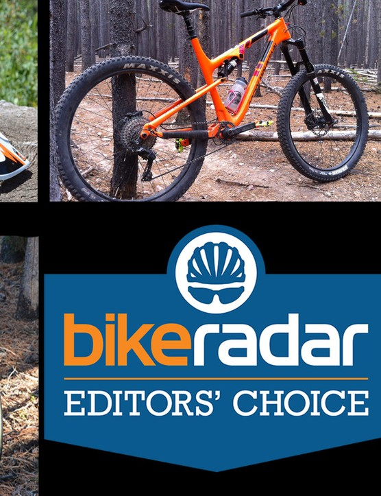Here are seven of Russell's favorite mountain bike pieces of gear