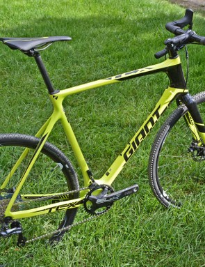 Giant's TCX Advanced Pro 1 is its cyclocross weapon for 2017