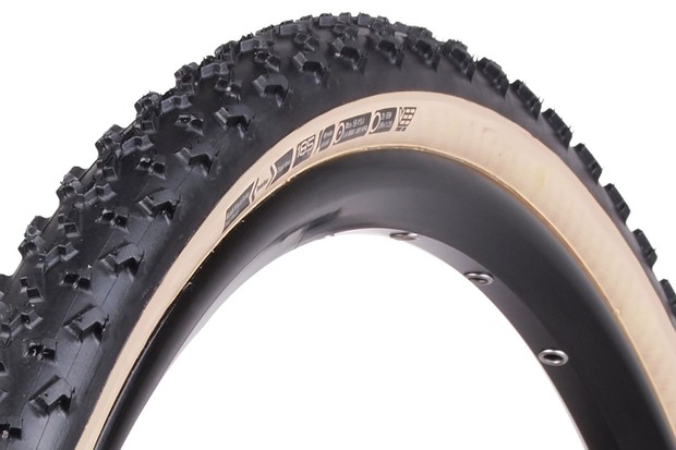 Islabikes' Greim cyclocross tyres are available in three sizes